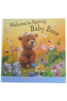 Купить - Книги - Welcome to Spring, Baby Bear