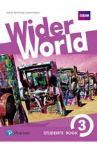 Купить - Книги - Wider World 3 Students' Book