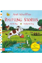 Купить - Книги - Axel Scheffler Rhyming Stories Book 1: Pip the Dog and Freddy the Frog