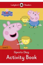 Купити - Книжки - Ladybird Readers. Level 2. Peppa Pig: Sports Day. Activity Book
