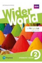 Купить - Книги - Wider World 2 (A2) Student's eBook (Internet Access Card) with MyEnglishLab & Extra Online Homework