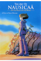 Купить - Книги - The Art of Nausicaa of the Valley of the Wind