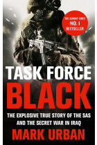 Купити - Книжки - Task Force Black: The explosive true story of the SAS and the secret war in Iraq