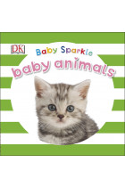 Купить - Книги - Baby Sparkle Baby Animals
