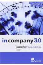 Купити - Аудіокниги - In Company 3.0 Elementary Level Class Audio CD (2)