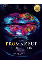 Купити - Книжки - ProMakeup Design Book. Includes 50 Face Charts