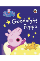 Купить - Книги - Peppa Pig. Goodnight Peppa