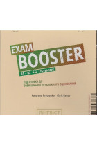 Купити - Книжки - Exam Booster B1-B2. Listening. Audio CD