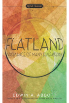 Купить - Книги - Flatland. A Romance of Many Dimensions