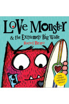 Купити - Книжки - Love Monster and the Extremely Big Wave