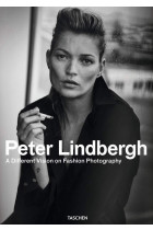 Купить - Книги - Peter Lindbergh: A Different Vision on Fashion Photography