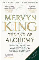 Купить - Книги - The End of Alchemy. Money, Banking and the Future of the Global Economy