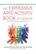Купити - Книжки - The Expressive Arts Activity Book, 2nd edition. A Resource for Professionals
