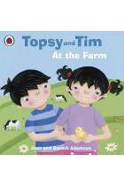 Купити - Книжки - Topsy and Tim. At the Farm