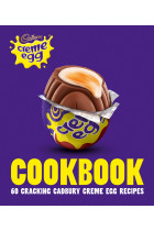 Купити - Книжки -  The Cadbury Creme Egg Cookbook