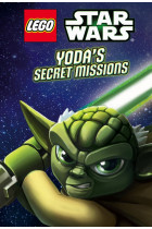 Купити - Книжки - Lego Star Wars. Yoda's Secret Missions