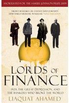 Купити - Книжки - Lords of Finance. 1929, The Great Depression, and the Bankers who Broke the World