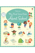 Купить - Книги - My First Word Book About School