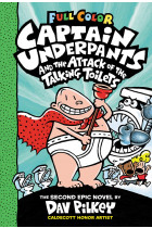 Купити - Книжки - Captain Underpants and the Attack of the Talking Toilets