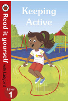 Купити - Книжки - Keeping Active. Read it yourself with Ladybird Level 1