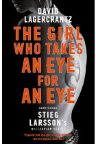 Купить - Книги - The Girl Who Takes an Eye for an Eye. Continuing Stieg Larsson's Millennium Series