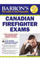 Купити - Книжки - Barron's Canadian Firefighter Exams