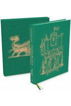 Купить - Книги - Harry Potter and the Goblet of Fire. Deluxe Illustrated Slipcase Edition