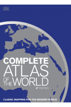 Купити - Книжки - Complete Atlas of the World. Classic mapping for the modern world