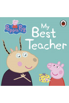 Купить - Книги - Peppa Pig. My Best Teacher