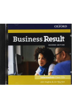 Купити - Книжки - Business Result. Intermediate. Class Audio CD