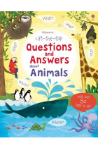 Купити - Книжки - Lift-the-Flap. Questions and Answers About Animals