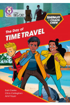 Купити - Книжки - Shinoy and the Chaos Crew. The Day of the Time Travel. Band 11/Lime