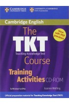 Купити - Аудіокниги - The TKT Course Training Activities CD