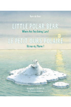 Купити - Книжки - Little Polar Bear. English-French