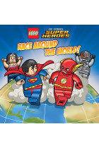 Купити - Книжки - Lego DC Super Heroes. Race Around the World