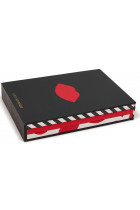 Купить - Блокноты - Lulu Guinness: Set of 3 A6 Paperback Notebooks