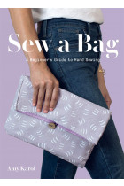 Купити - Книжки - Sew a Bag. A Beginner's Guide to Hand Sewing