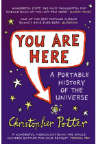 Купити - Книжки - You Are Here. A Portable History of the Universe