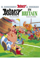 Купить - Книги - Asterix in Britain. Book 8