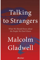 Купити - Книжки - Talking to Strangers. What We Should Know about the People We Don't Know
