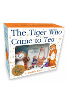 Купить - Книги - The Tiger Who Came to Tea: Book and Toy Gift Set