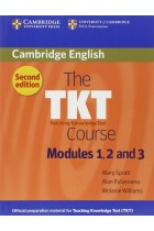 Купить - Книги - The TKT Course Modules 1, 2 and 3
