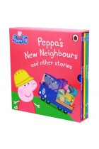 Купити - Книжки - Peppa's New Neighbours and Other Stories. Box Set