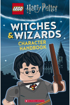 Купити - Книжки - LEGO Harry Potter. Witches and Wizards Character Handbook
