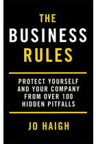 Купити - Книжки - The Business Rules. Protect yourself and your company from over 100 hidden pitfalls
