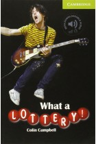Купить - Книги - What a Lottery! Starter/Beginner