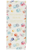Купити - Книжки - Pregnancy Brain Lists and To-Dos : Lists and To-Dos for the Forgetful Mom-To-Be