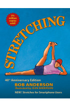 Купити - Книжки - Stretching. The 40th Anniversary Edition. Stretches for the Digital World