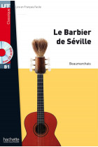 Le Barbier de Sуville (+ CD audio MP3)