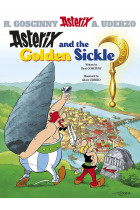 Купить - Книги - Asterix and the Golden Sickle. Book 2